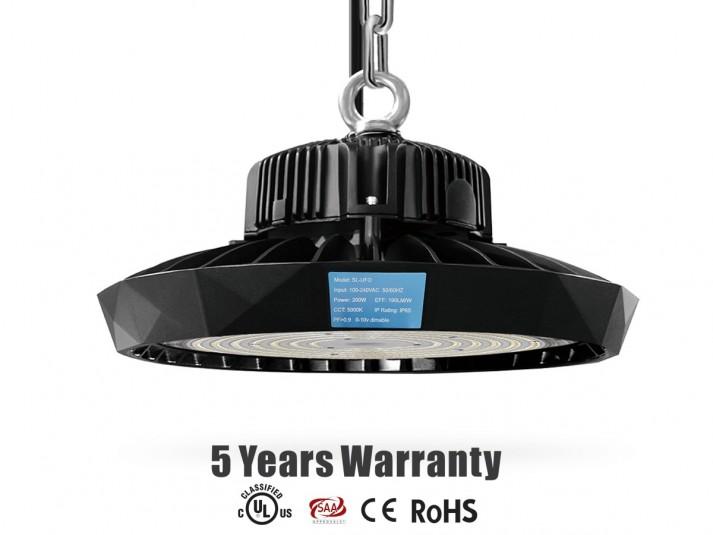 High Bay UFO LED Light Premium Quality High Brightness 110W