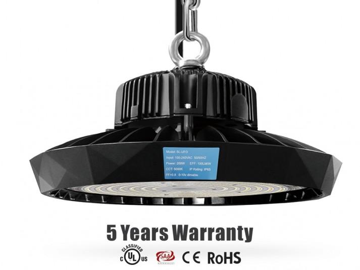 High Bay UFO LED Light Premium Quality High Brightness 240W