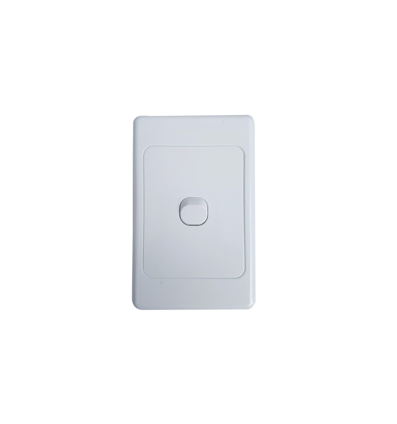 Single Vertical Light Switch White NZ Lowest Prices